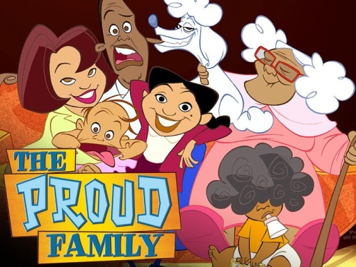 The Prouds star in ``The Proud Family'' Thursday on Family  Channel.