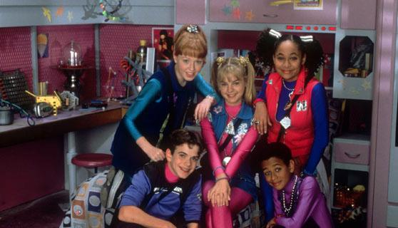 Zenon and her crew. I refuse to believe there was that much diversity in space.